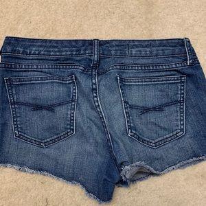 Gap jean shorts!